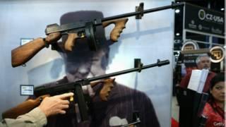 Congreso de la Asociación Nacional del Rifle.
