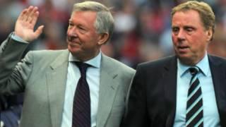 Sir Alex Ferguson da Harry Redknapp