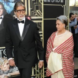 अमिताभ बच्चन, जया बच्चन