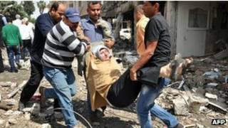 तुर्की में धमाका