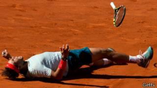 Rafeal Nadal ya yi nasara a Madrid