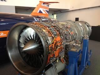 ईजे 200 विमान का इंजन