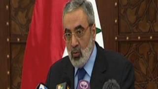 عمران الزوبی، وزیر اطلاعرسانی سوریه