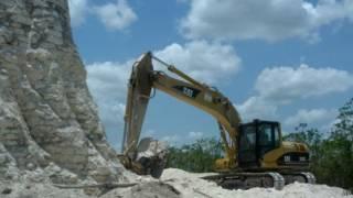Templo maia em Belize | Foto: AP