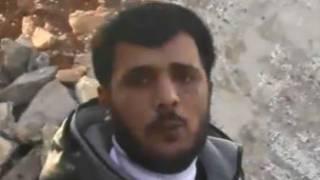 Syrian rebel leader