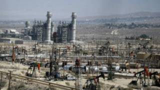 شیل تیل کیلیفورنیا