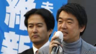 Мэр Осаки Тору Хасимото