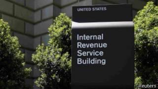 اداره مالیات آمریکا