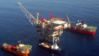 الغاز في البحر الأبيض
