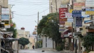 Saraqeb (foto: AFP)