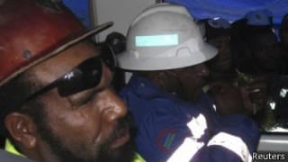 Mineros de Papúa