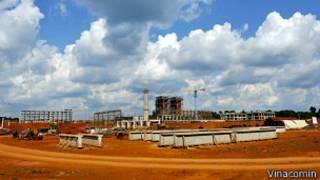 Dự án bauxite