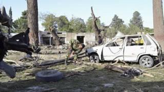 عنف في باكستان