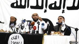 سخنگوی انصار الشریعه