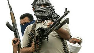 Yan gwarmaya a Iraqi