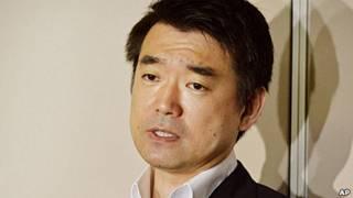 Ông Hashimoto, Thị trưởng Osaka, Nhật Bản
