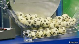 Sorteio da loteria Powerball