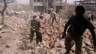 Suriye tankları Kuseyr'e ilerliyor