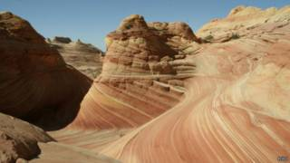 Paisagem no Arizona | Foto: BBC