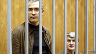 Ходорковський та Лебедєв