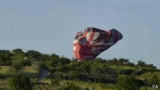 Катастрофа воздушного шара в Турции