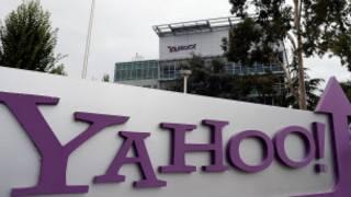 Kamfanin Yahoo