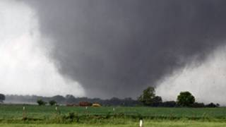 Tornado roared through Okalahoma