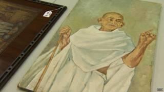 महात्मा गांधी से जुड़ी चीजें नीलाम