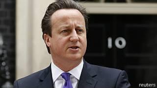 David Cameron (foto: Reuters)