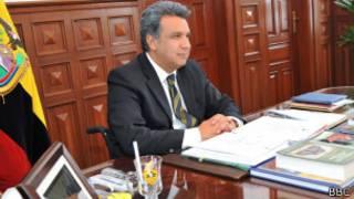 Lenin Moreno, vicepresidente de Ecuador