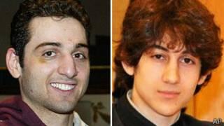 Irmãos Tsarnaev / AP