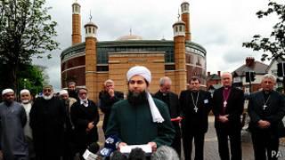 قيادي مسلم بريطاني
