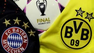 Borussia Dortmund - Bayern Münih
