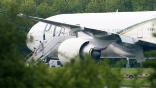 पाकिस्तान एयरलाइंस शराबी पायलट