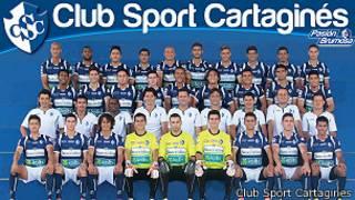 Club Sport Cartaginés a la final