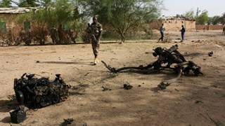 هجمات النيجر