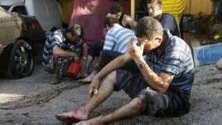 Makaman roka sun dira a Kudancin Lebanon