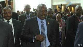 Le président Kabila a participé à la réunion sur l'Est de la RDC en marge du sommet de l'U.A