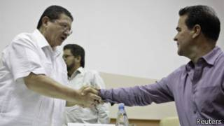 colombia talks