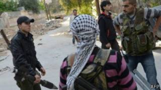 مخالفان مسلح سوری