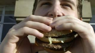 Hambúrguer (BBC)