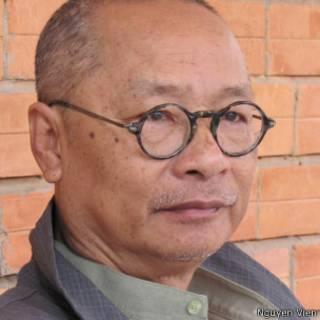 Nhà văn Nguyễn Viện
