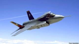 एफ-35 ज्वाइंट स्ट्राइक फाइटर