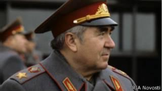 Маршал Виктор Куликов (1985 г.)