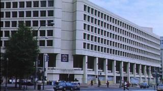 مبنى مكتب التحقيقات الفيدرالي