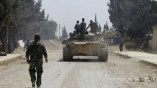 syria qasair