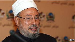 شیخ قرضاوی