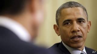 Presidente dos EUA, Barack Obama (foto: AP)