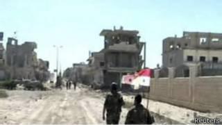 Syria Qusair
