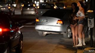 Проститутки в Бразилии